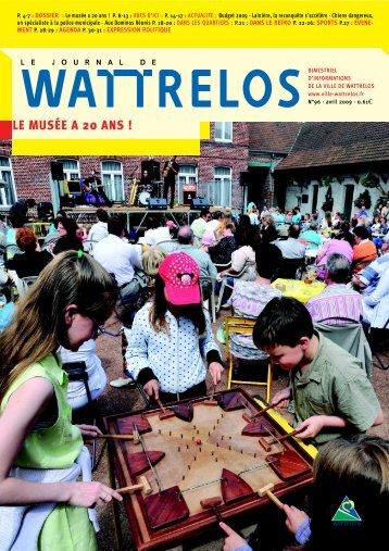 LE MUSÉE A 20 ANS ! - Ville de Wattrelos