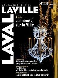 Lumière(s) sur la Ville - Laval