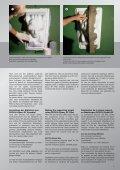 Abformungstechnik mit elastischen Kunststoffen Moulding ... - Seite 5