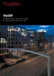 StyLED - Thorn Lighting
