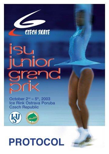 ISU Junior Grand Prix