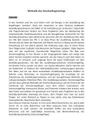 Methodik des Streckenflugtrainings - Luftsportverband Rheinland ...