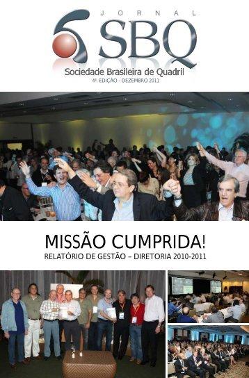 Revista SBQ - Sociedade Brasileira de Quadril