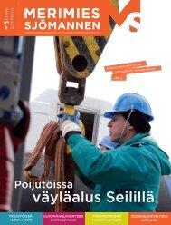 väyläalus Seilillä - Suomen Merimies-Unioni
