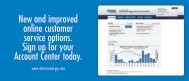 New and improved online customer service options ... - Atmos Energy