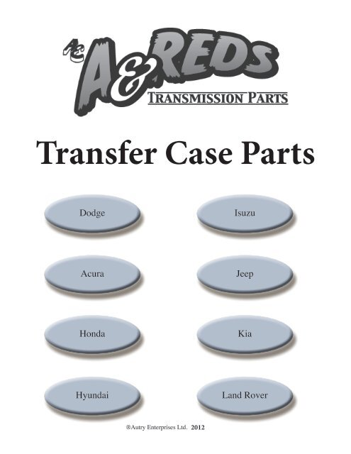Transfer Case Gasket /& Seal Kit GM NP 208 241 229 228 4WD Re-Seal Overhaul Kit
