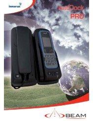 IsatDock PRO Brochure - Roadpost