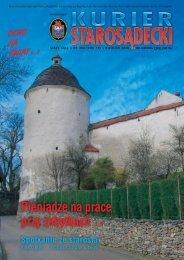 nr 184 kwiecień 2008 - Kurier Starosądecki