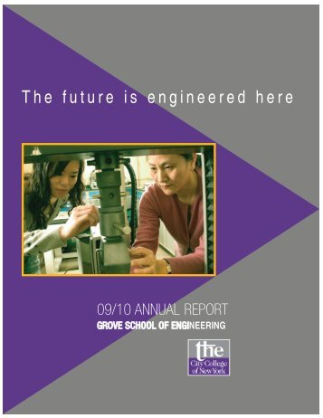 Annual Report - The City College of New York - CUNY