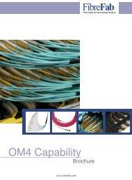 OM4 Capability - Gfo Europe S.p.A.