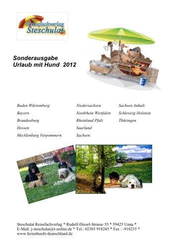 Urlaub mit Hund gesamt.xar - Traumhafturlaub.de