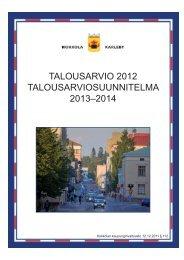 Talousarvio 2012.pdf - Kokkola