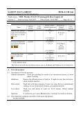 Safety Data Sheet - MOL Marine 30 SAE 30 (pdf, 98 kB) - Page 4