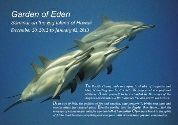 Garden of Eden - OhanaMana