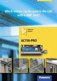 AC150-PRO - bei Powers Europe