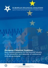 Best Practice Guide for the financial industry - Visa Online