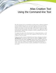 Atlas Creation Tool Using the Command-line Tool - NVIDIA ...