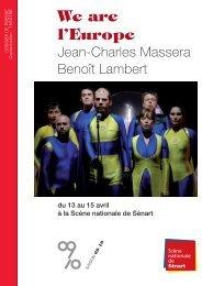 Dossier PDF complet - Scène nationale de Sénart