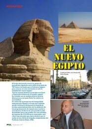 EL NUEVO EGIPTO - TAT Revista