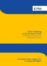 Child Trafficking in the European Union Challenges ... - Ecpat France