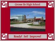 Ready! Set! Improve! - Michigan Association of Secondary School ...