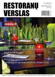 Restoranų verslas 2008/4