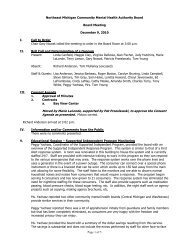 Board Meeting Minutes 12-09-10(pdf) - NEMCMH.org