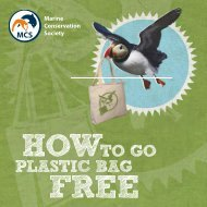 How to go plastic bag free - Marine Conservation Society