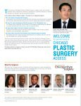 plastic surgery - The Department of Surgery - University of Chicago - Page 2