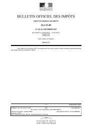 13 I-11-07 n° 126 du 4 décembre 2007 - Economie.gouv