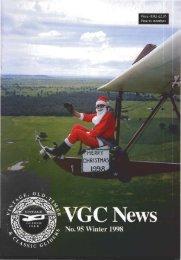 VGC News/Newsletters - Lakes Gliding Club