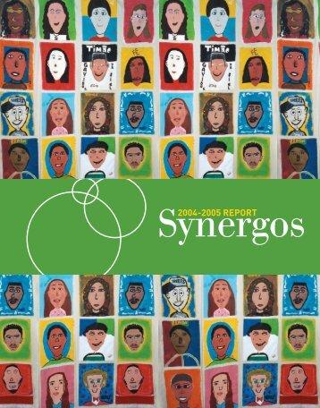 Synergos 2004-2005 Report