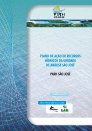 PARH_São_José - CBH Doce - Comitês de Bacias Hidrográficas