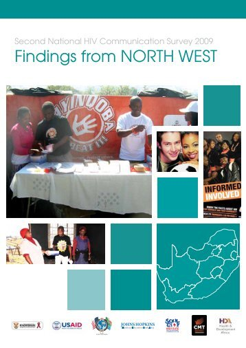 North West (PDF) - Johns Hopkins Health and Education South Africa