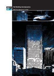 Tall Building Aerodynamics