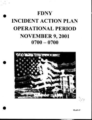 Action Plan - September 11 Digital Archive