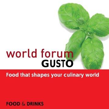 World Forum Gusto