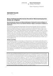 Download Medienmitteilung - Hochschule für Architektur, Holz und ...