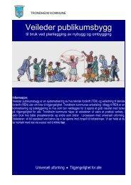 last ned veilederen i PDF-format - Universell Utforming