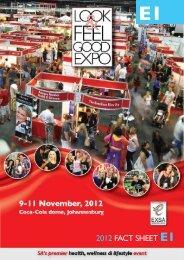 The Look & Feel Good Expo 2012