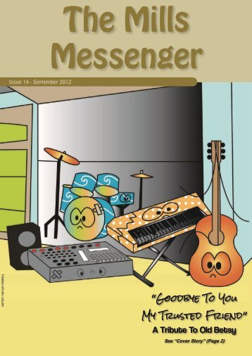 The Mills Messenger - Ben Mills Online