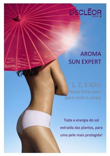 AROMA SUN EXPERT 1, 2, 3 SOL! - Sorisa