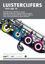 mrt-apr 10 - Sky Radio Group