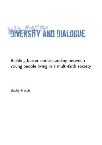 Building better understanding between young people living in a ...
