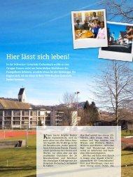 hier lässt sich leben! - Fokolar-Bewegung Schweiz