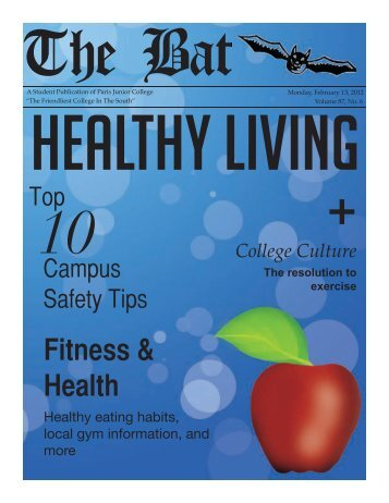 Fitness & Health College Culture - Paris Junior College