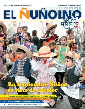 09. 2009 - Municipalidad de Ñuñoa