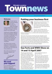townnews issue 5.qxp - Business in Canterbury, Herne Bay ...