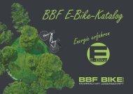 BBF E-Bike-Katalog - Zweirad Schwarz