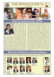 NEWSLETTER 9 DE_Maquetación 1 - Uibaker.org